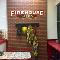 Photo taken at Firehouse Subs by Jorge R. on 6/27/2016