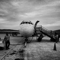 Photo taken at Aeropuerto Internacional Jacinto Lara (BRM) by Javier M. on 8/30/2013
