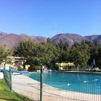 Photo taken at Los Nogales by Sebastián T. on 3/5/2013