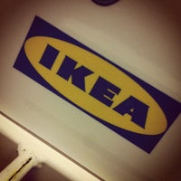 Photo taken at IKEA by James D. on 12/23/2012