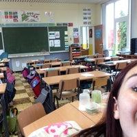 Photo taken at Vrije Basisschool Stevoort by Lieze A. on 10/25/2016