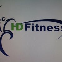 Photo taken at HD Fitness by Gillian B. on 11/1/2013