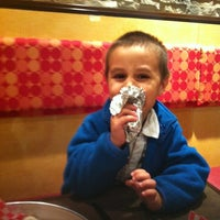 Photo taken at Mucho Burrito Fresh Mexican Grill by Bevin A. on 10/7/2012