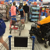 Photo taken at Wal-Mart by Bevin A. on 8/31/2014