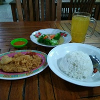 Photo taken at Food Court Diponegoro 37 by Lucia G. on 9/1/2016