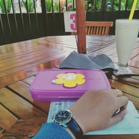 Photo taken at Food Court Diponegoro 37 by Lucia G. on 10/16/2016