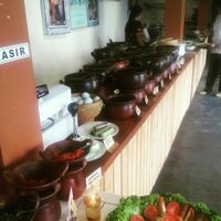 Photo taken at Warung Lawuh Ndeso by Lucia G. on 5/13/2015