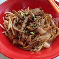 Photo taken at Melaka Chia Yean Famous Duck Mee by Bell B. on 10/20/2013