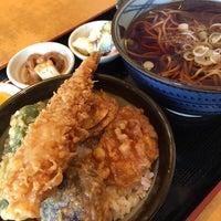 Photo taken at そば処 一休 by lowdope on 10/3/2014