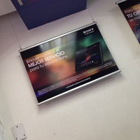 Photo taken at Sony Service Shop Roma by Andres N. on 8/22/2014