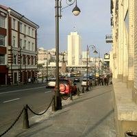 Photo taken at Vladivostok by None on 10/12/2012