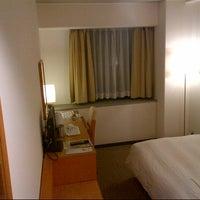 Photo taken at Hotel Lexton Kagoshima by 326 D. on 3/19/2013