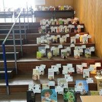 Photo taken at Lee Jin-Ah Memorial Library by Jiwon K. on 5/28/2013