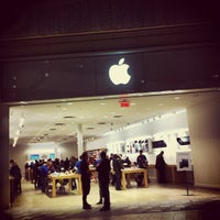 Photo taken at Apple Carrefour Laval by Simon d. on 11/5/2012