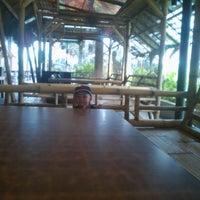 Photo taken at Bumbu Desa by Vivya O. on 11/21/2013
