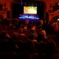 Photo taken at Teatro Alfieri by Luigi E. on 12/17/2013
