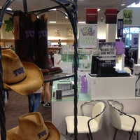 Photo taken at TCU Bookstore by Nadine B. on 9/12/2014