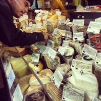 Photo taken at Pastoral Artisan Cheese, Bread & Wine by Oliva on 12/29/2012