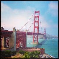 Foto scattata a Golden Gate Overlook da Juan Pedro D. il 7/7/2013