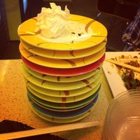 Photo taken at Sushi Bay by Charley T. on 12/23/2012