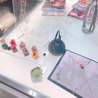 10/2/2017 tarihinde TAMAziyaretçi tarafından pâtisserie Sadaharu AOKI paris 丸の内店'de çekilen fotoğraf