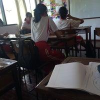 Photo taken at โรงเรียนเชียงคำวิทยาคม Chiang Kham Wittayakom School by Twinkle M. on 7/25/2016