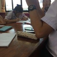 Photo taken at โรงเรียนเชียงคำวิทยาคม Chiang Kham Wittayakom School by Twinkle M. on 6/24/2016