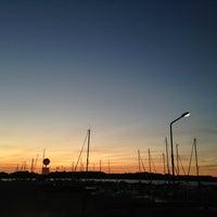 Photo taken at Kulhuse Havn by Mabel M. on 7/19/2013