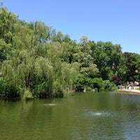 Photo taken at Morningside Park by Jillian N. on 5/27/2013