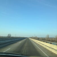 Photo taken at Muskogee Turnpike North by Jehan S. on 1/2/2013
