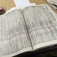 Photo taken at 岐阜バス 岐阜西営業所 by Σ(°°ll )‼ on 3/6/2016