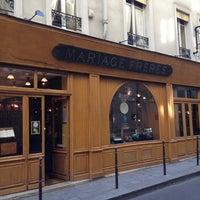 Foto scattata a Mariage Frères da Mitsutaka T. il 10/1/2012