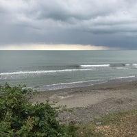 Photo taken at ساحل قروق - تالش by Mahsa B. on 9/22/2018