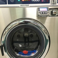 Photo taken at Del Mar Coin Laundry by Aziz A. on 5/26/2016