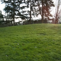 Photo taken at Grass Lawn Park by Artem D. on 12/31/2012