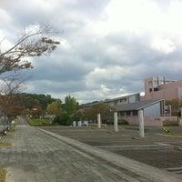 Photo taken at University of Shimane by scafloc 桑. on 11/1/2012