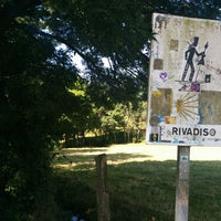 Photo taken at El Camino de Santiago - Ribadiso by Angel R. on 8/5/2014