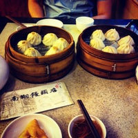 Photo taken at Nanxiang Steamed Bun Restaurant by KC L. on 4/13/2013