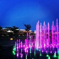 Photo taken at Setia City Park by KC L. on 9/29/2013