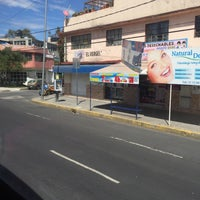 Photo taken at Metrobus Rio Mayo by Panterita A. on 11/3/2015