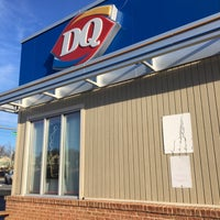 Photo taken at Dairy Queen of Rockville by Neville E. on 12/27/2016