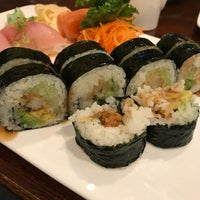 Photo taken at Old Dominion Grill and Sushi by Neville E. on 8/25/2017