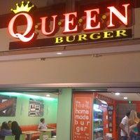 Photo taken at Queen Burger by Vasileios K. on 9/15/2012