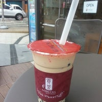 Photo taken at GONG CHA by Younghye J. on 6/30/2014