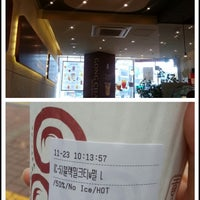 Photo taken at GONG CHA by Younghye J. on 11/23/2014
