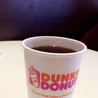 Photo taken at Dunkin' Donuts by Abdullah ♊️ +32 on 7/22/2016