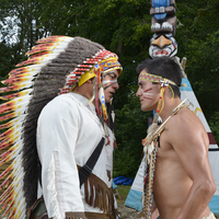 Photo taken at Show Bellewaerde by Bellewaerde on 8/7/2014