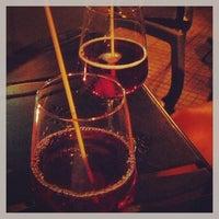 Photo taken at Sottozero Cafè by Ekaterina  K. on 6/14/2013