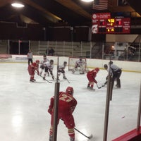 Photo taken at Richfield Ice Arena by Mark J. on 12/5/2014