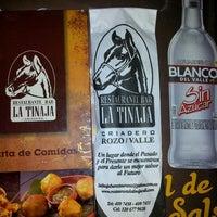 Foto tomada en Restaurante La Tinaja por Maycol H. el 5/1/2013